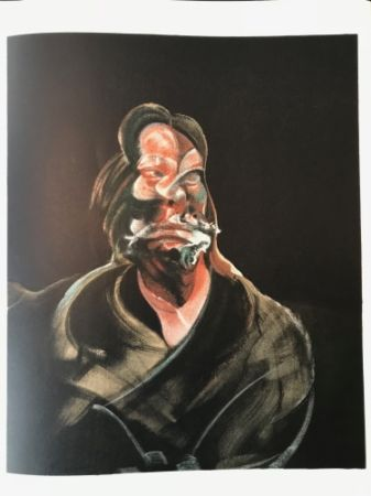 Lithograph Bacon - Francis Bacon - Isabel Rawsthorne - De Luxe Limited Edition Lithograph