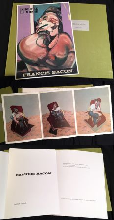Illustrated Book Bacon - FRANCIS BACON : DERRIÈRE LE MIROIR N° 162 (1966). TIRAGE DE LUXE SUR RIVES.