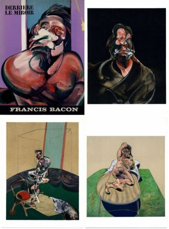 Illustrated Book Bacon - FRANCIS BACON : Derrière le Miroir N° 162. Novembre 1966.