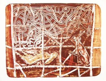 Lithograph Toledo - Francisco Toledo
