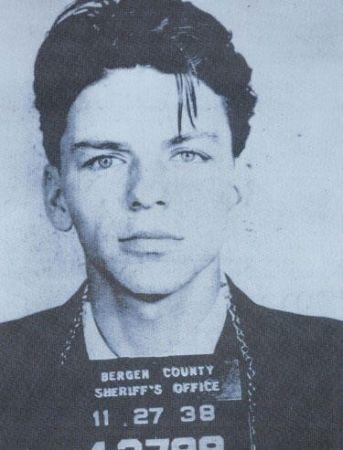 Screenprint Young - Frank Sinatra