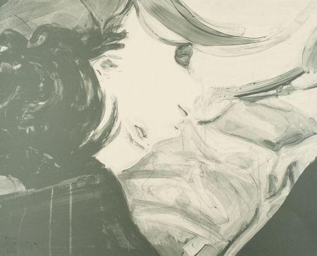 Lithograph Peyton - Friday