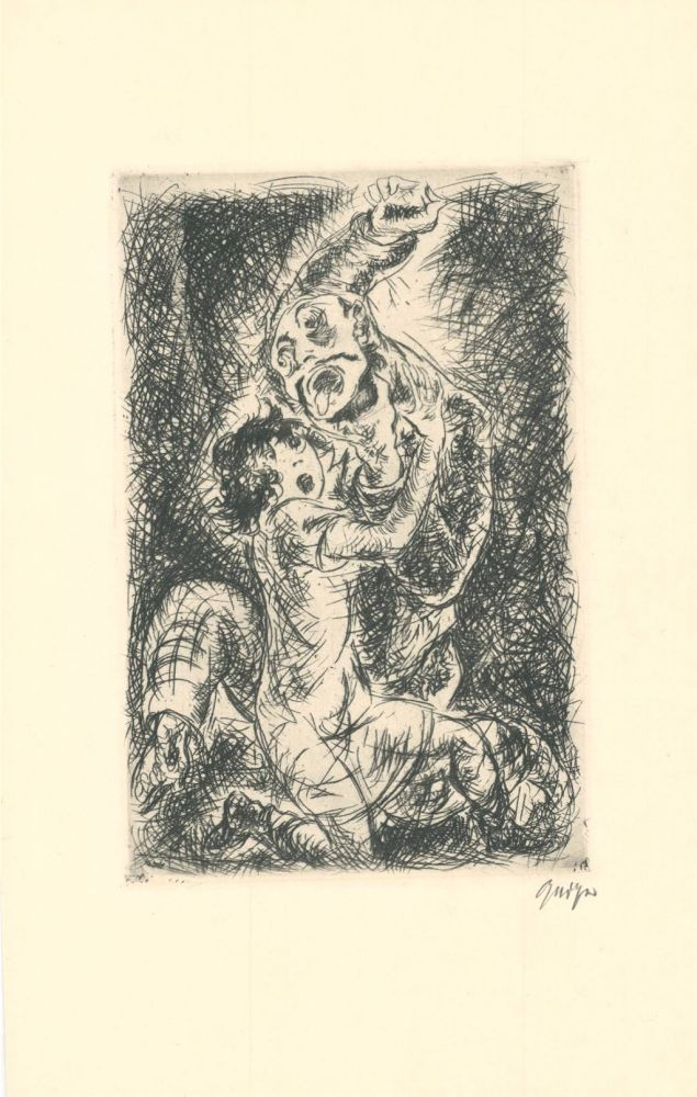Etching Geiger - From