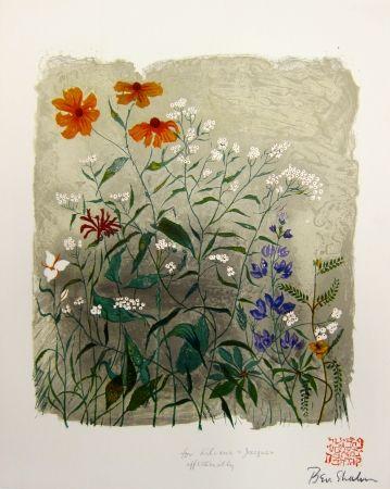 Lithograph Shahn - From the Rainer Maria Rilke Portfolio,
