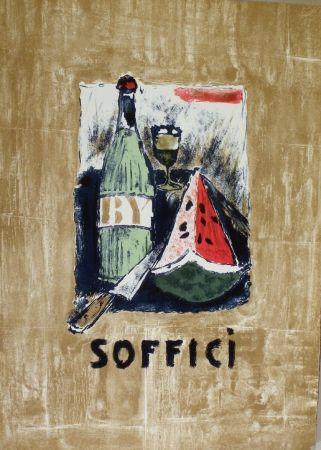 Lithograph Soffici - Frontespizio