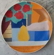 Ceramic Wesselmann - Frozen Tears