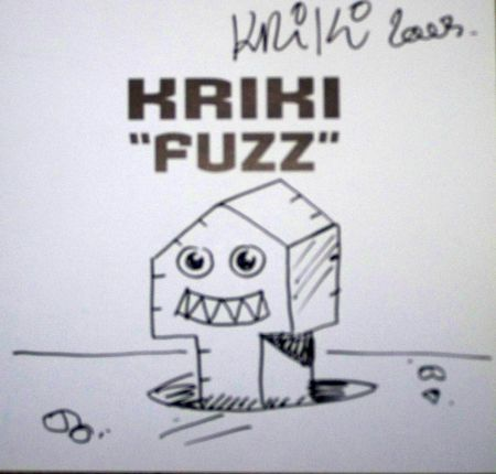 No Technical Kriki - Fuzz