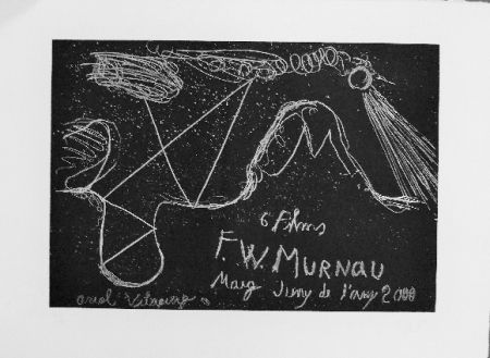 Etching Vilapuig - F.W.Munau