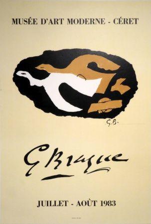 Lithograph Braque -  G Braque