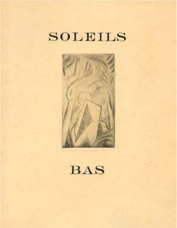 Illustrated Book Masson - G. Limbour : SOLEILS BAS (1924) Le premier livre illustré par André Masson
