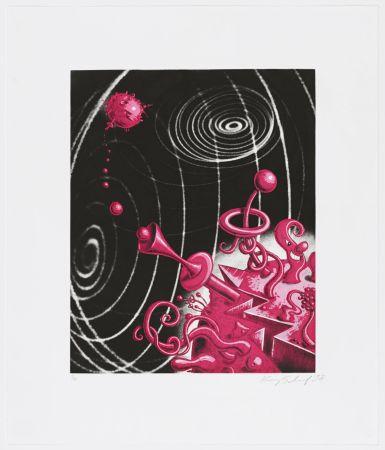 Engraving Scharf - Galaxiverse