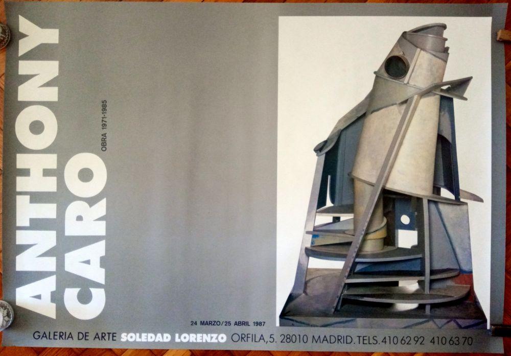 Poster Caro - Galeria Soledad Lorenzo