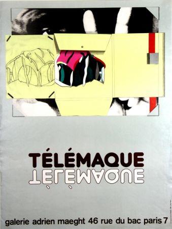 Offset Telemaque - Galerie Adrien Maeght