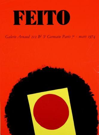Screenprint Feito - Galerie Arnaud