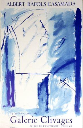 Offset Ràfols Casamada - Galerie Clivages