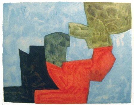 Illustrated Book Poliakoff - Galerie der Spiegel