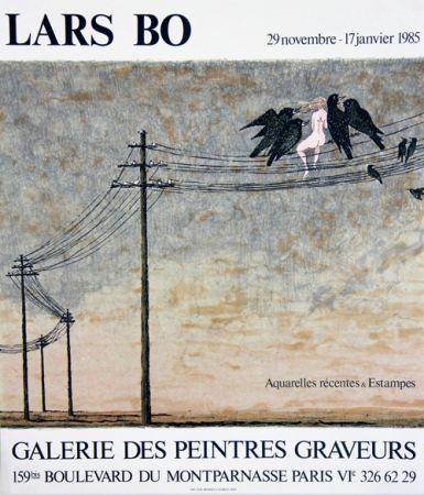 Lithograph Bo - Galerie des Peintres Graveurs