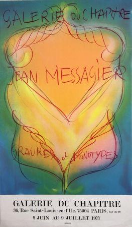 Lithograph Messagier - Galerie du Chapitre