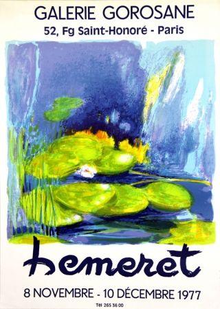 Lithograph Hemeret  - Galerie Gorosane