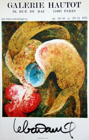 Lithograph Lebadang - Galerie Hautot