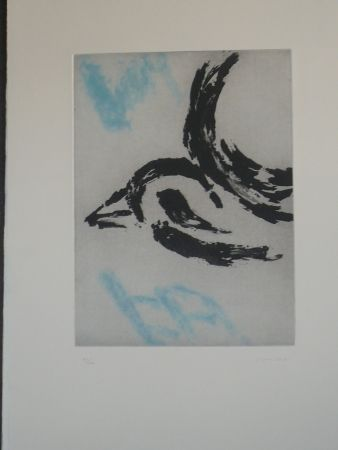 Etching And Aquatint Mira - Galerie Joan Prats