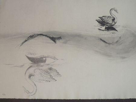 Engraving Perejaume - Galerie Joann Prats