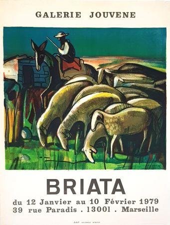 Lithograph Briata - Galerie  Jouvene
