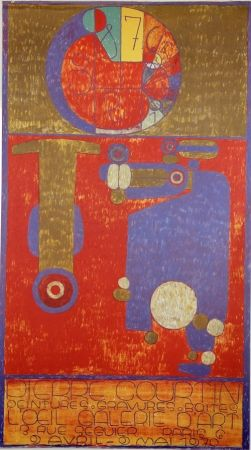 Lithograph Courtin - Galerie L'Oeil
