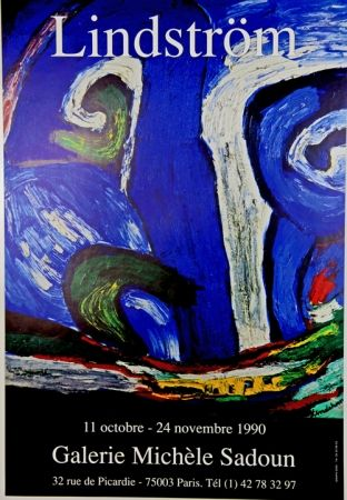 Offset Lindstrom - Galerie Michele Sadoun