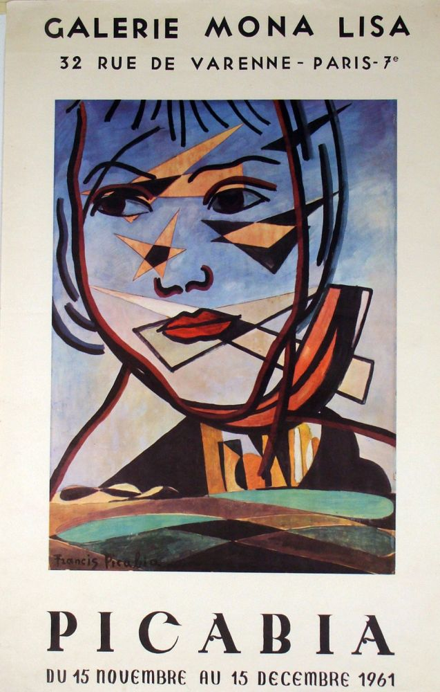 Offset Picabia - Galerie Mona Lisa
