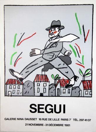 Offset Segui - Galerie Nina Dausset