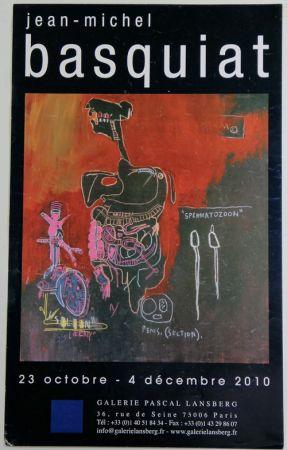 Offset Basquiat - Galerie Pascal Lansberg