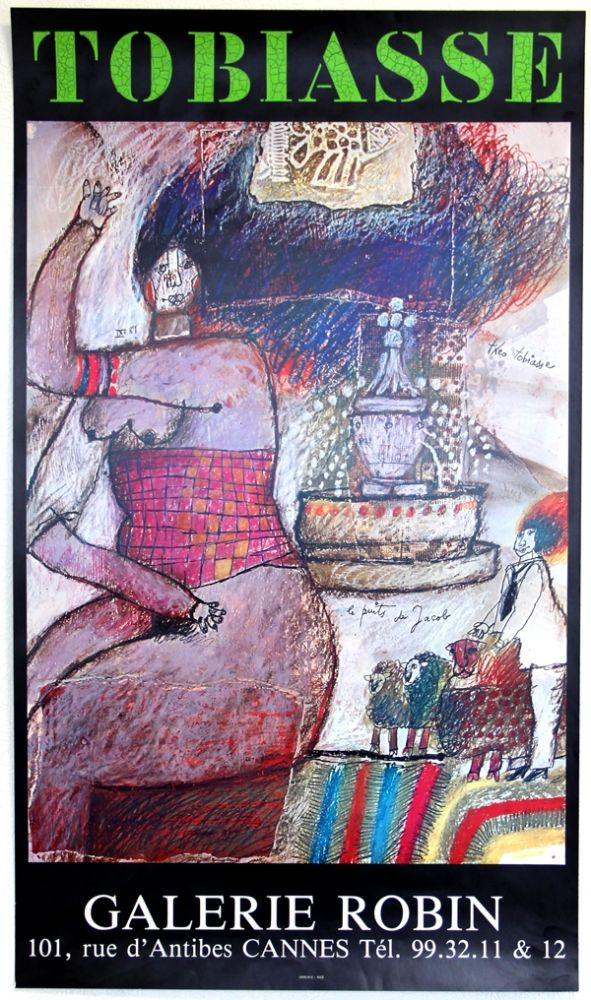 Offset Tobiasse - Galerie Robin