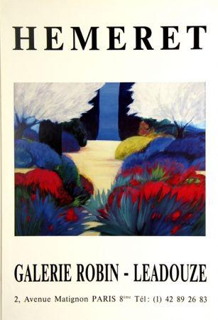 Offset Hemeret  - Galerie Robin Leadouze