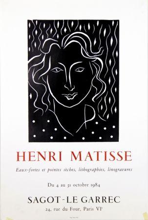 Screenprint Matisse - Galerie Sagot Le Garrec