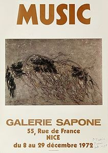 Offset Music - Galerie Sapone, Nice