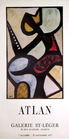 Offset Atlan - Galerie St Leger