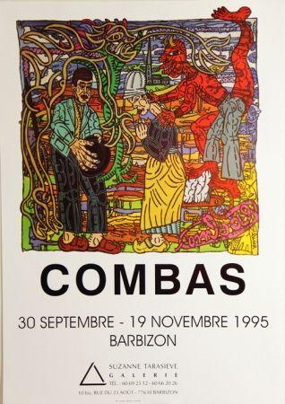 Screenprint Combas - Galerie Suzane Tarasieve