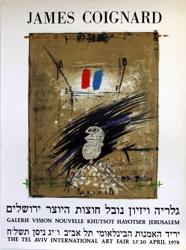 Lithograph Coignard - Galerie Vision Nouvelle