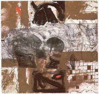 Etching Guinovart - Garcia Lorca 6