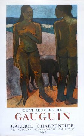 Lithograph Gauguin - Gauguin - Galerie Charpentier