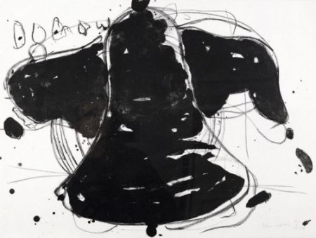 Lithograph Kounellis - Gegen die Folter