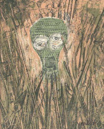 Lithograph Verlon - Geist