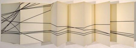 Lithograph Morellet - Gelegenheitsgedichte Nr. 32/33/34/36/38