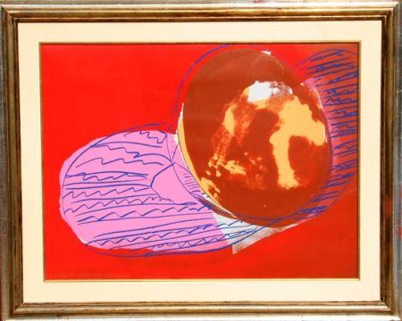 Screenprint Warhol - Gems, FS IIA. 186