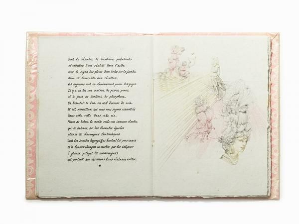 Illustrated Book Bellmer - Georges Hugnet : OEILLADES CISELÉES EN BRANCHE (1939).