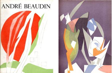 Illustrated Book Beaudin - Georges Limbour : ANDRÉ BEAUDIN, avec 9 lithographies originales en couleurs (1961).