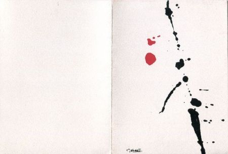Screenprint Novelli - Gesto festivo