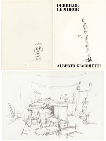 Illustrated Book Giacometti - GIACOMETTI - Jean Genet