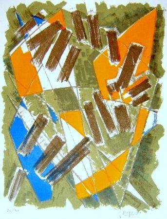 Lithograph Deyrolle - Gildo